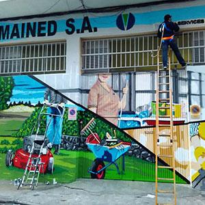 Graffiti Media